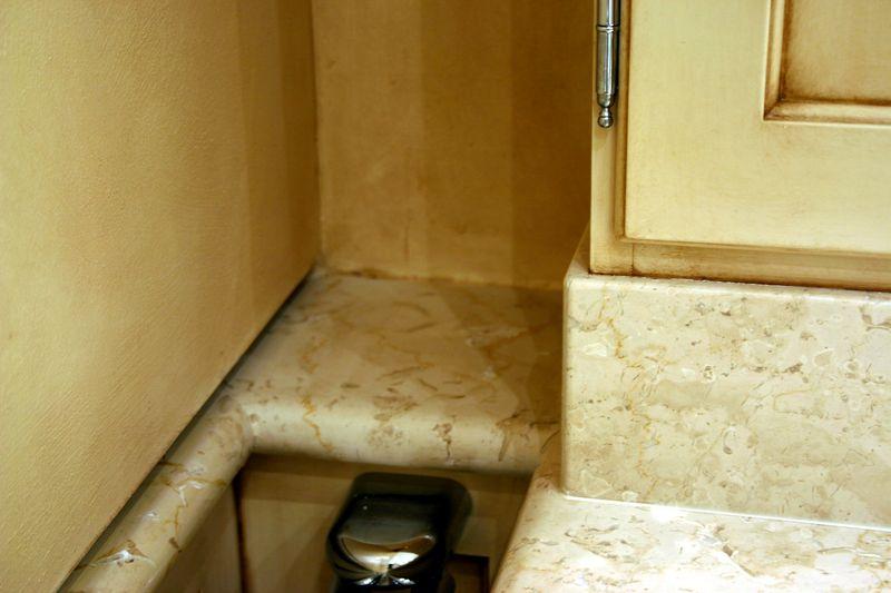 marmorieren von s ulen marmor imitation. Black Bedroom Furniture Sets. Home Design Ideas